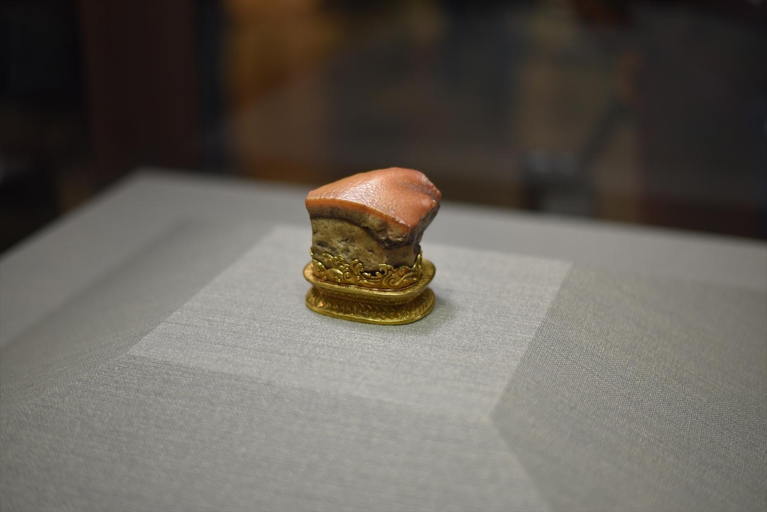 故宮博物院 角煮