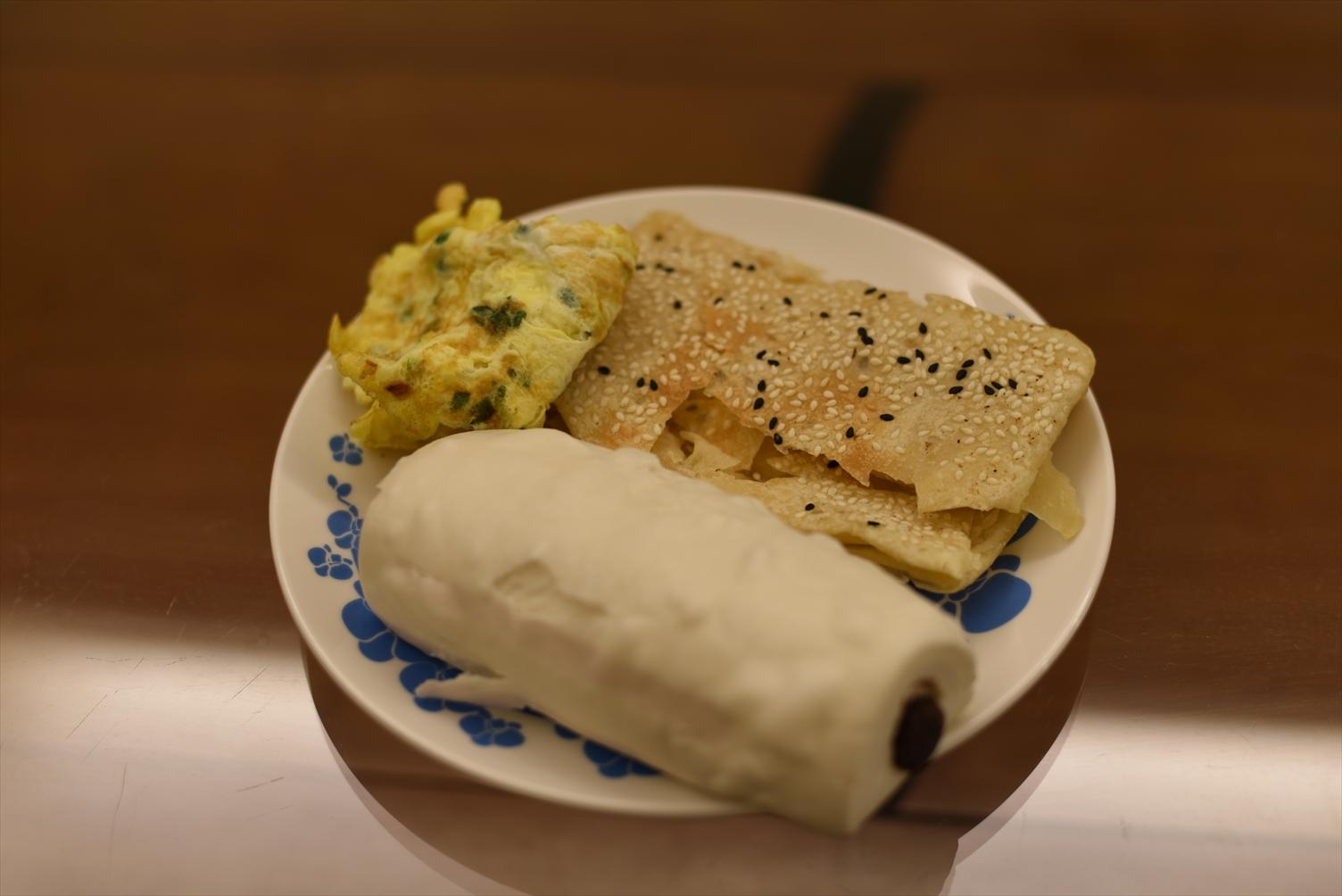 永和豆漿 台湾 定番朝食