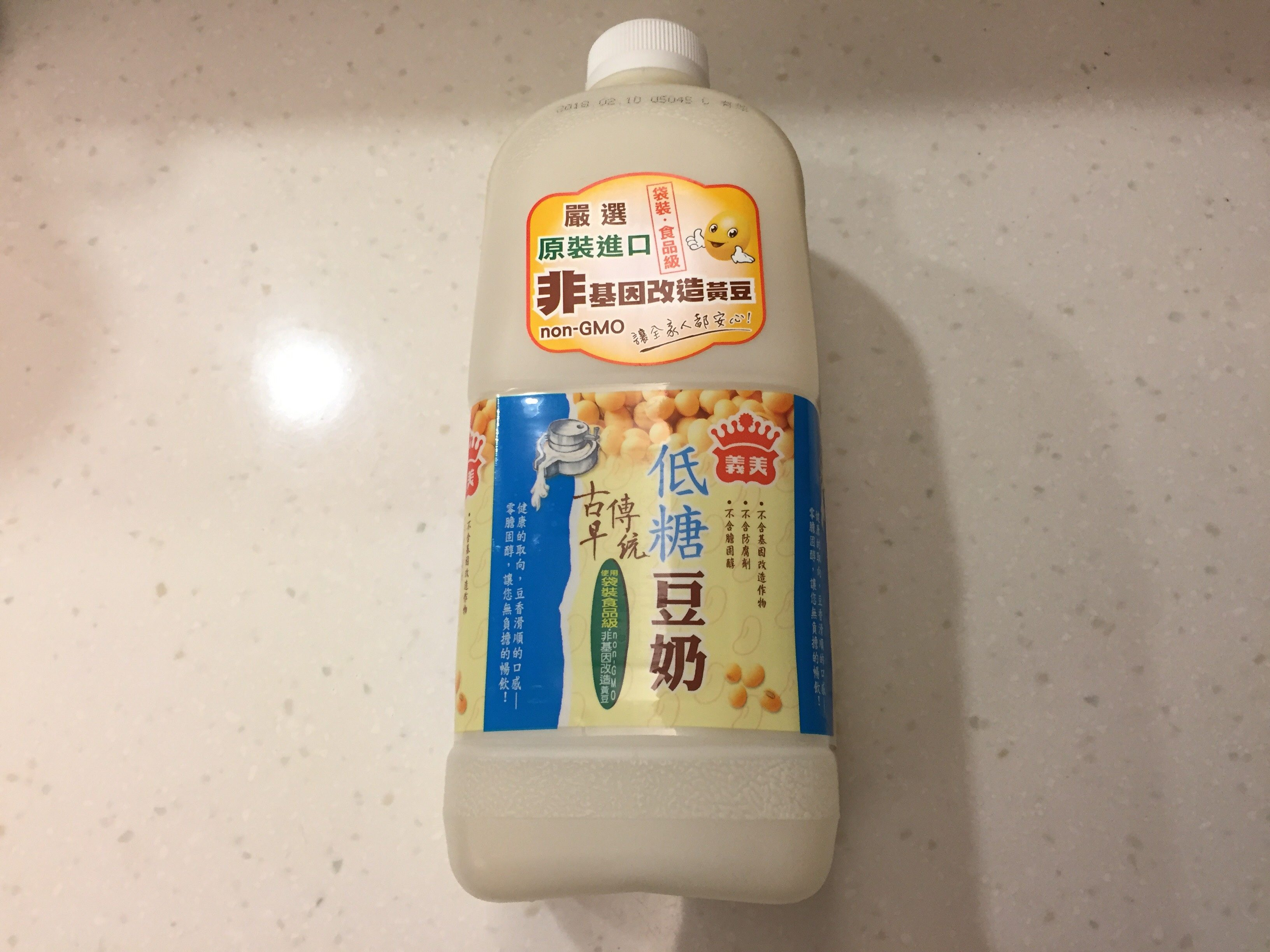 台湾 豆乳 低糖