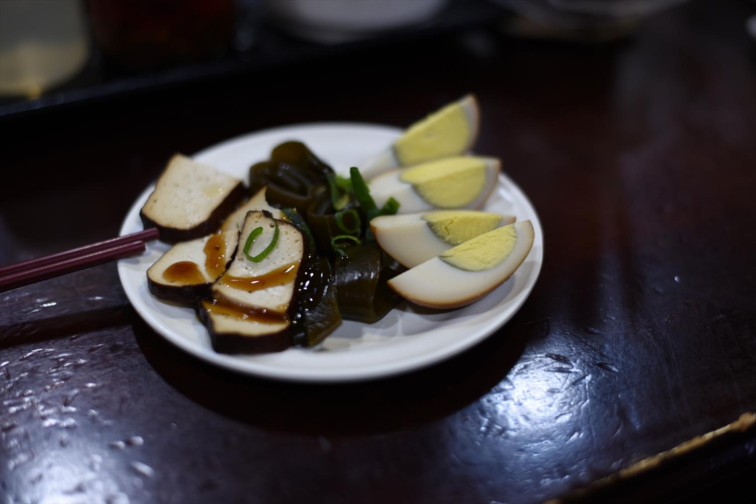 龍記搶鍋麺 西門町 小菜