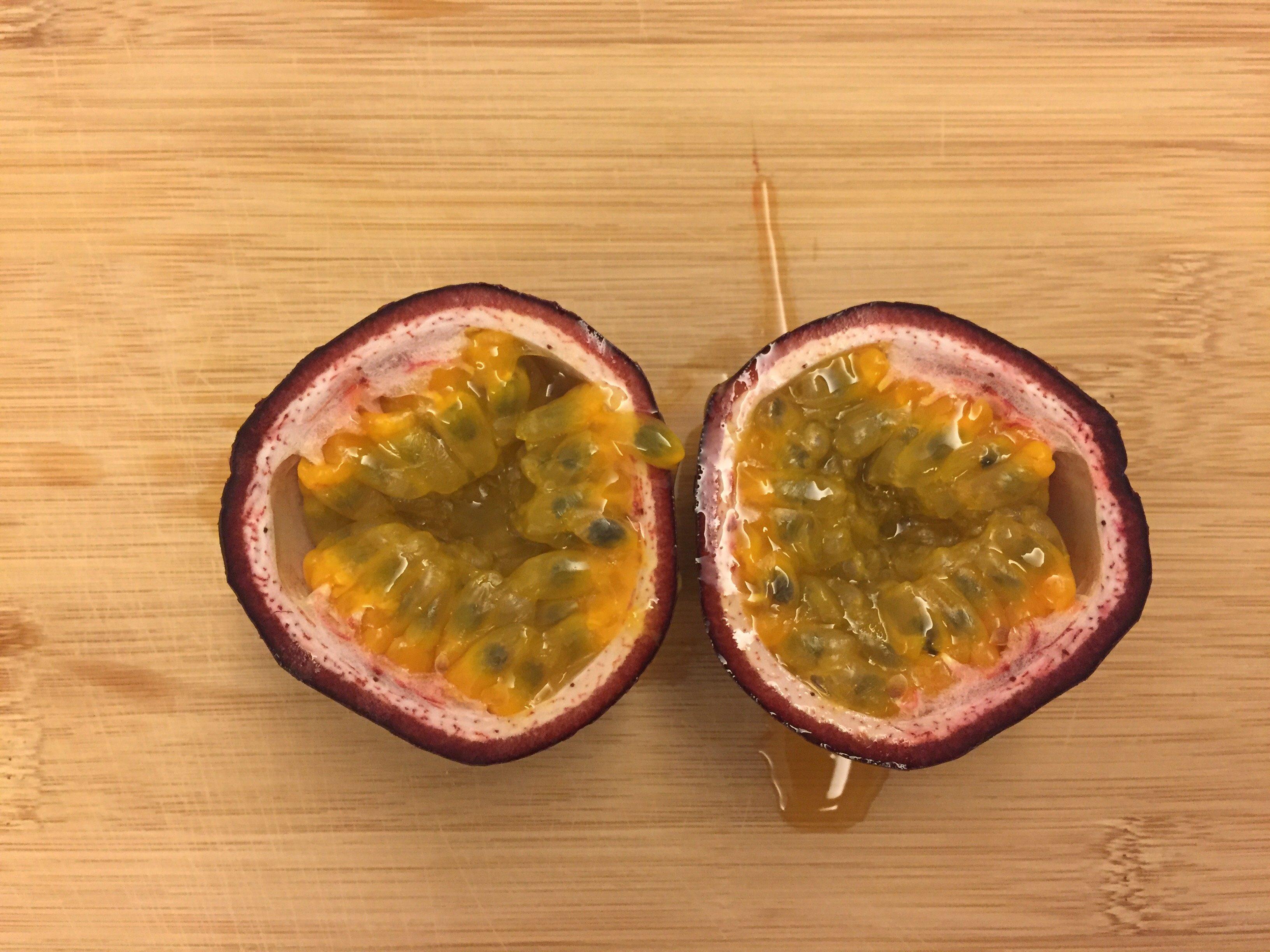 台北 冬 果物 フルーツ パッションフルーツ