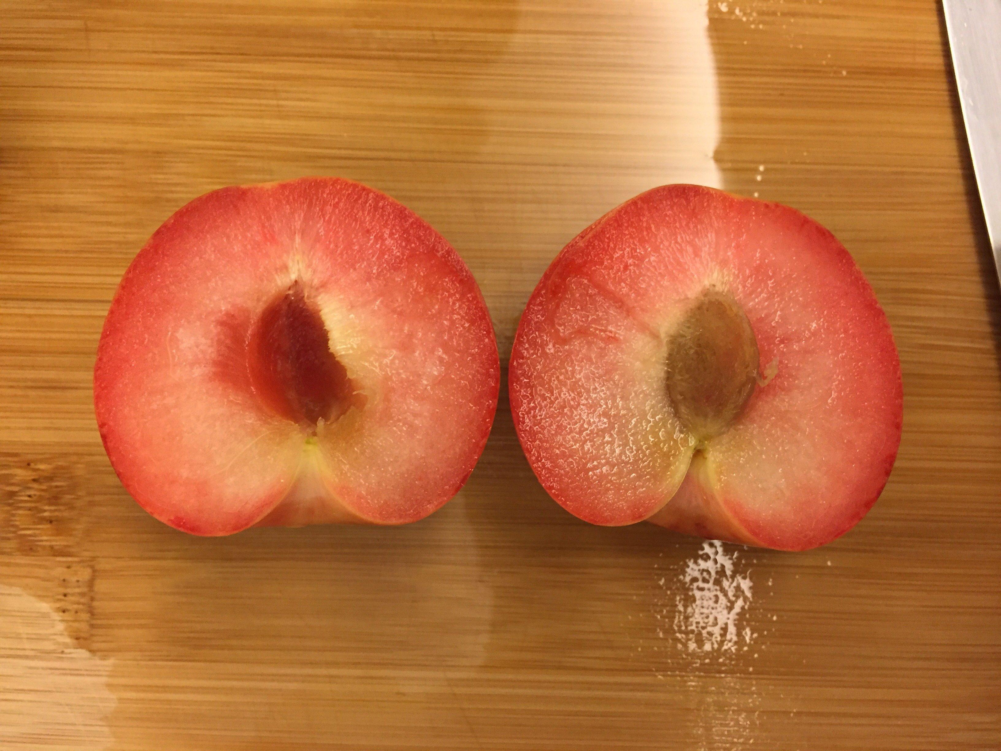 台北 冬 果物 フルーツ すもも