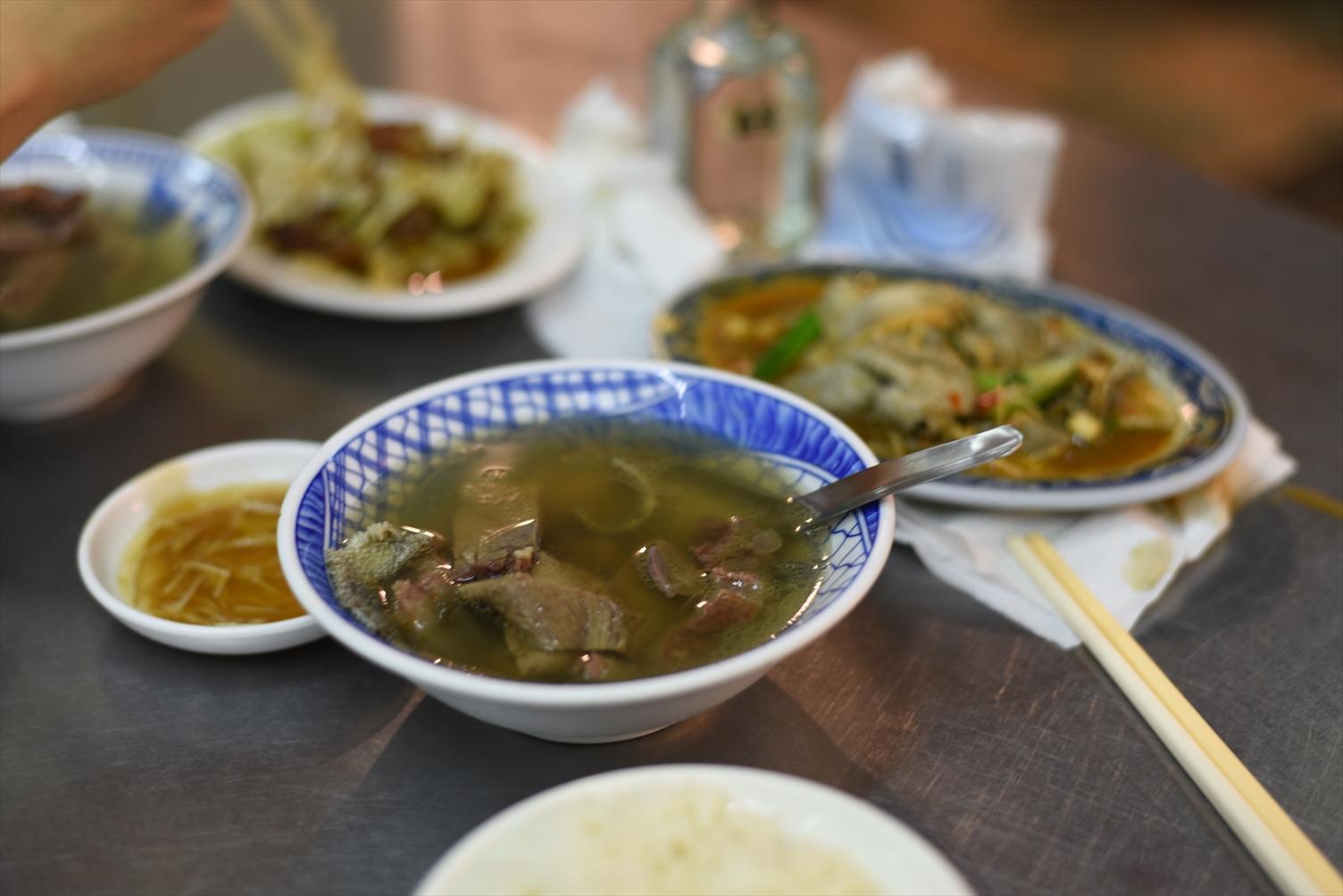 阿村第二代牛肉湯