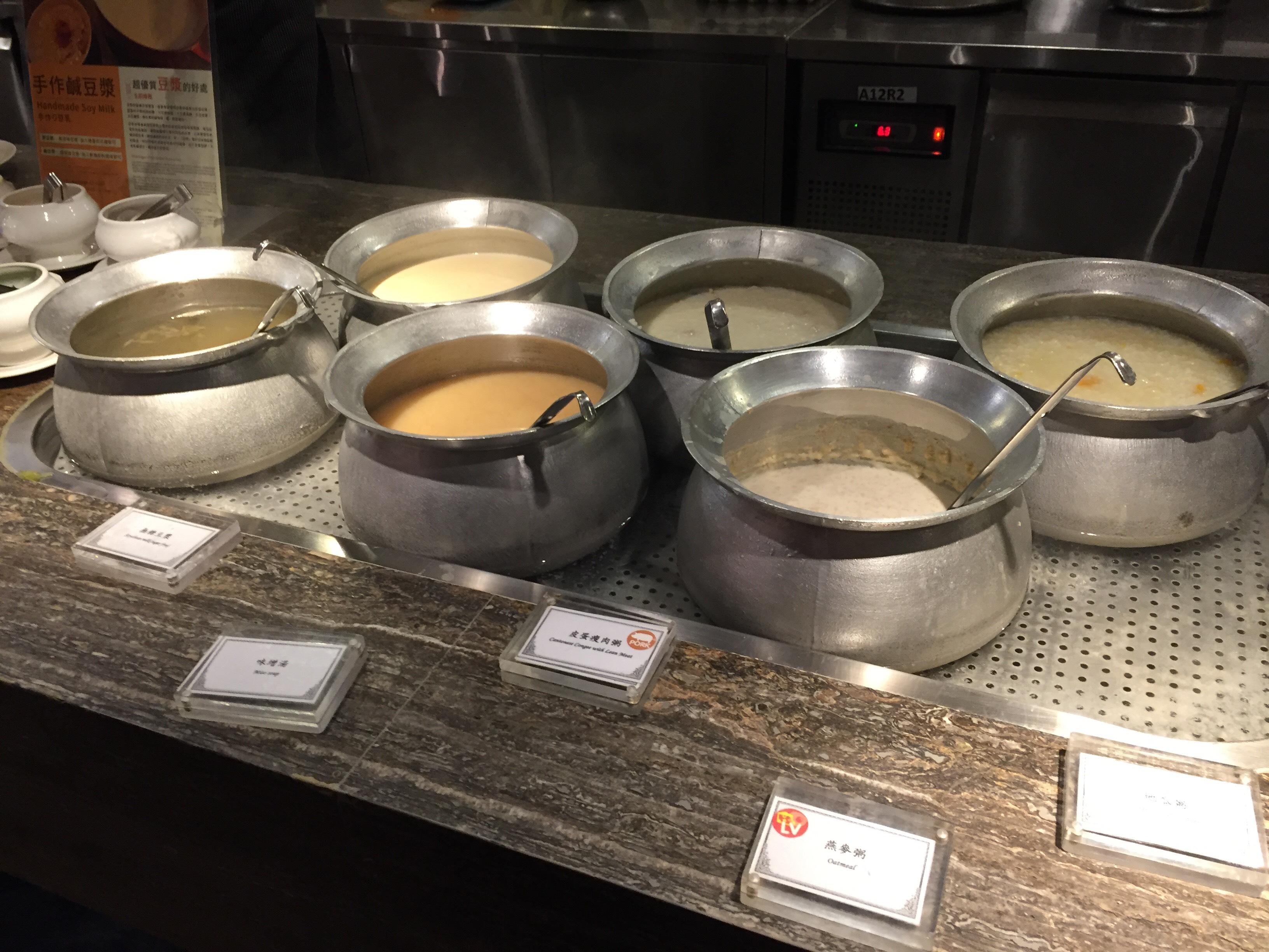 台中 スプレンダーホテル 朝食