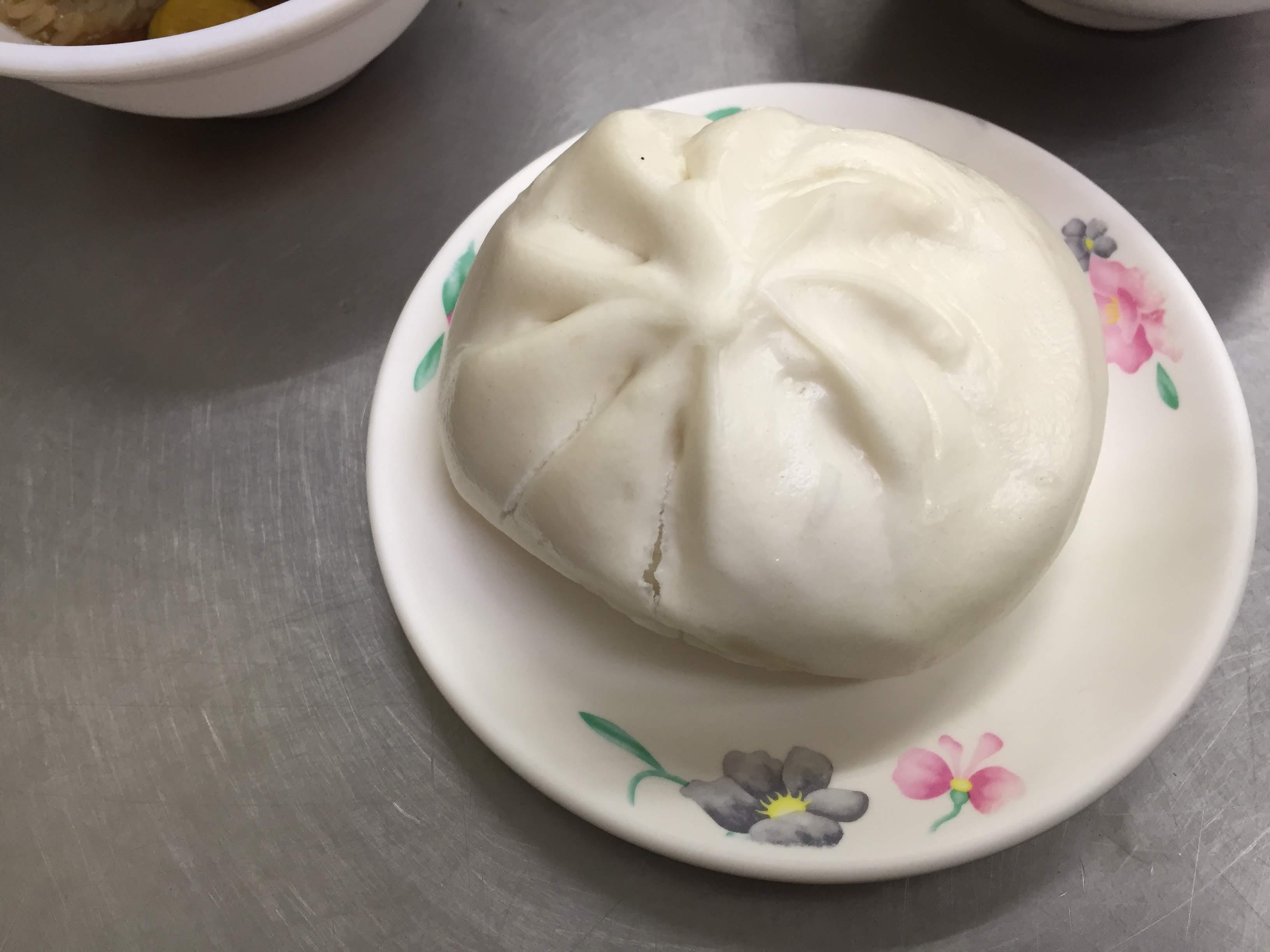 阿桐阿寶四神湯 雙連 肉まん