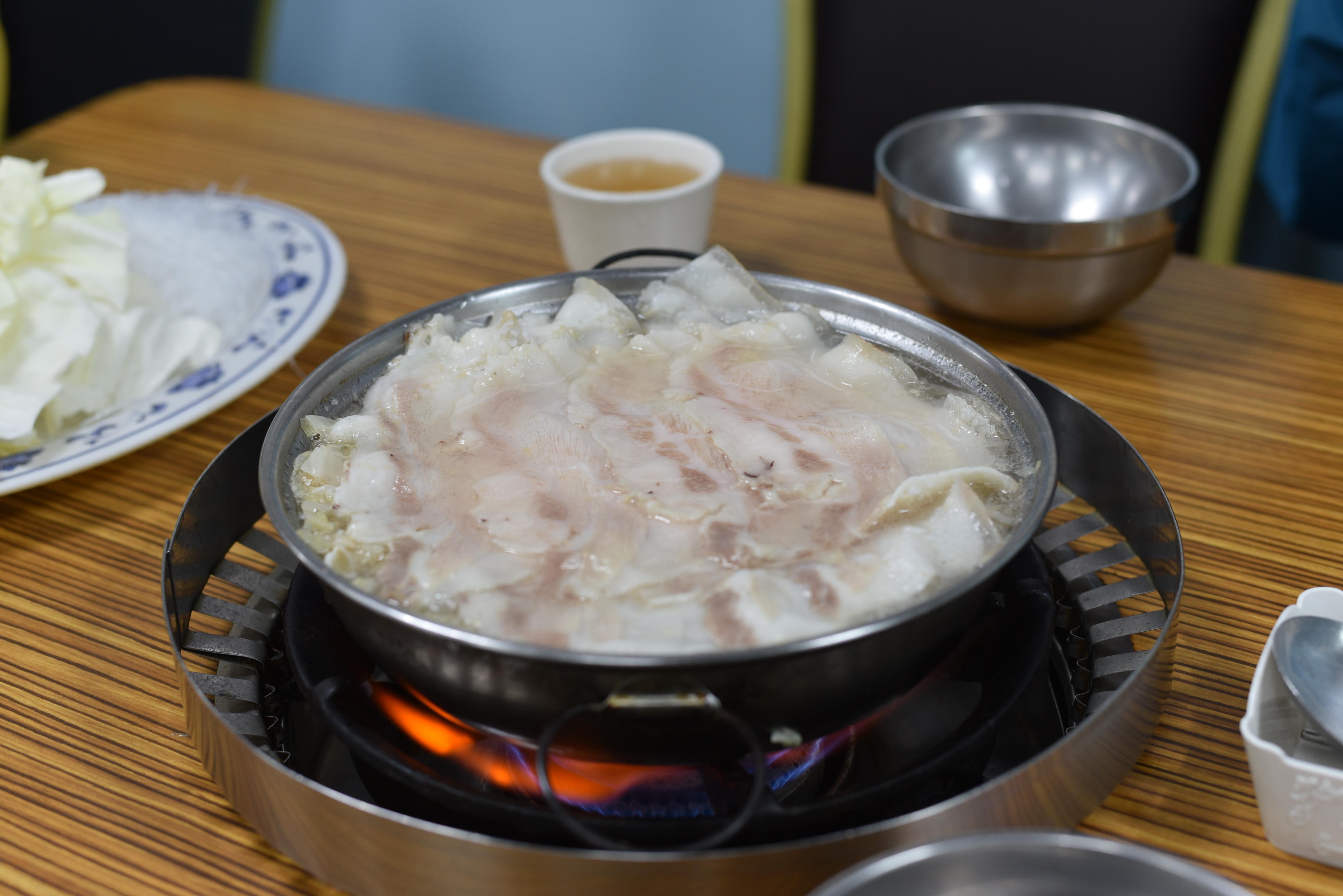長白小館 火鍋